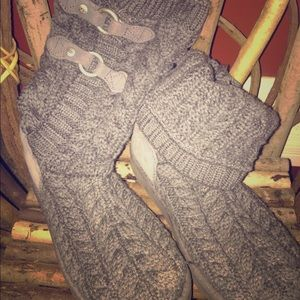 UGG Knit boots!!